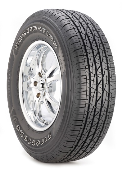 245/70R16 107H FIRESTONE DESTINATION HP