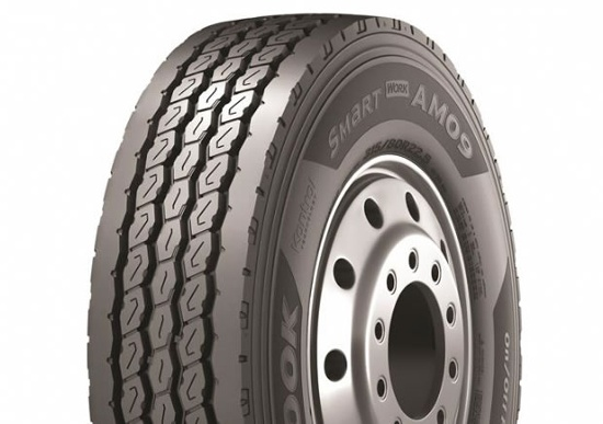 315/80R22,5 156/150K HANKOOK AM09