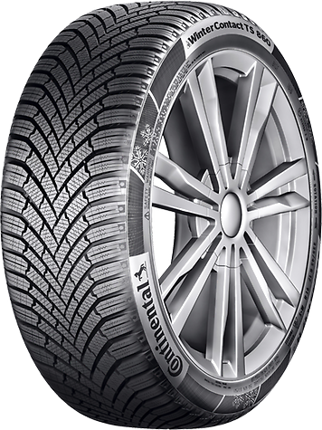 165/70R13 79T CONTINENTAL WINTER CONTACT TS 860