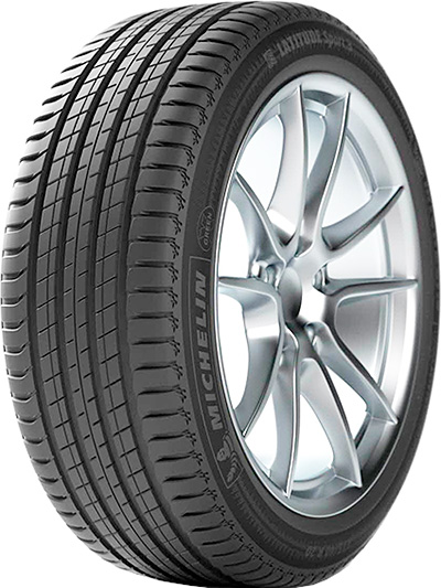 235/55R18 100V MICHELIN LATITUDE SPORT 3