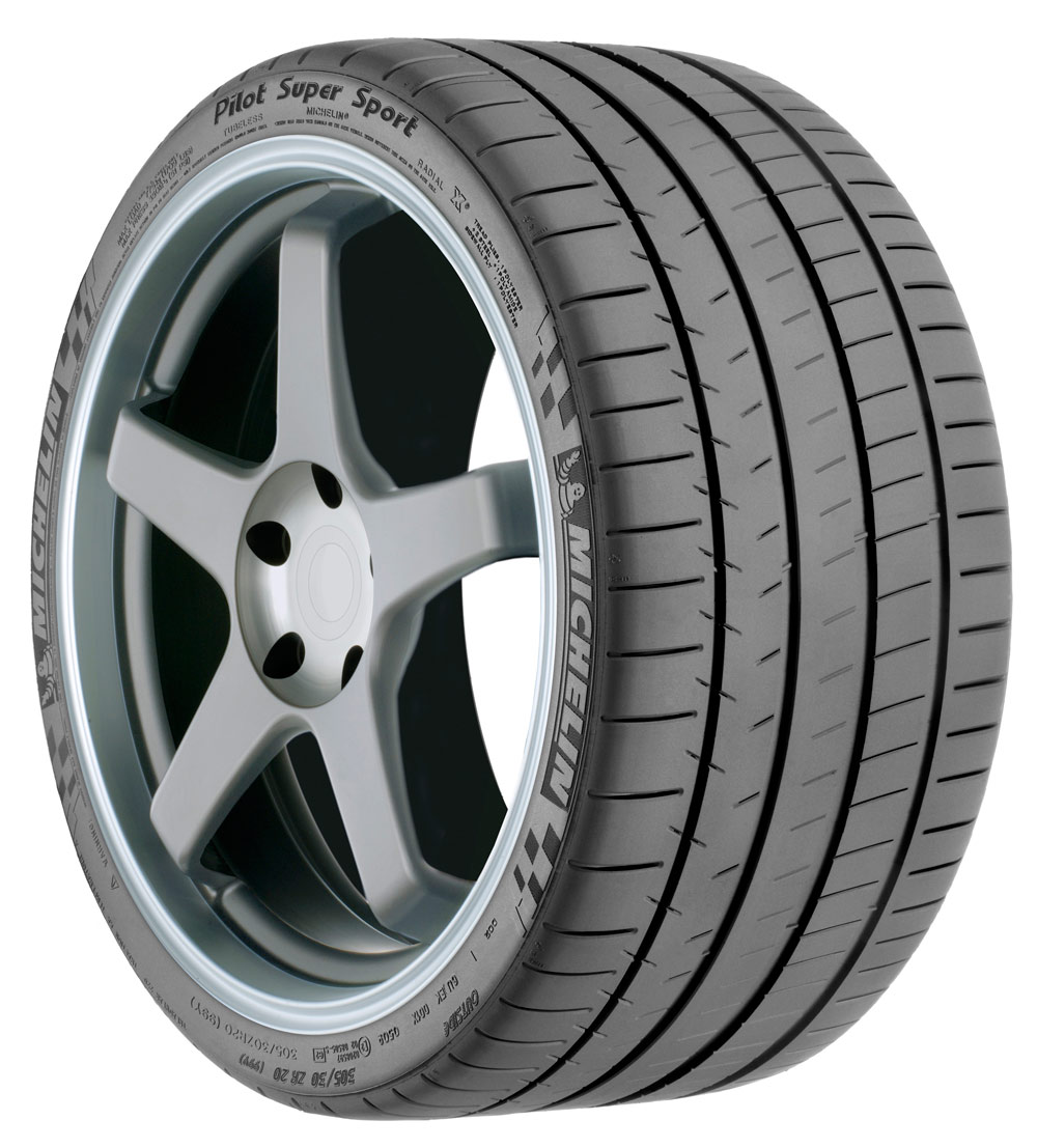 255/40R20 101Y MICHELIN PILOT SUPER SPORT XL