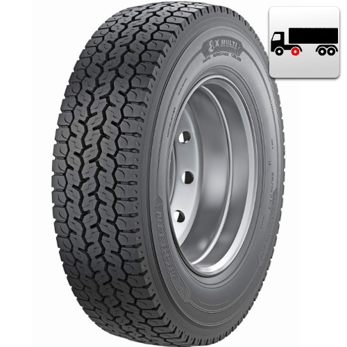 265/70R17,5 140/138M MICHELIN X MULTI D