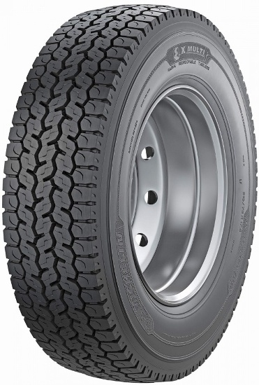 235/75R17,5 132/130M MICHELIN X MULTI D