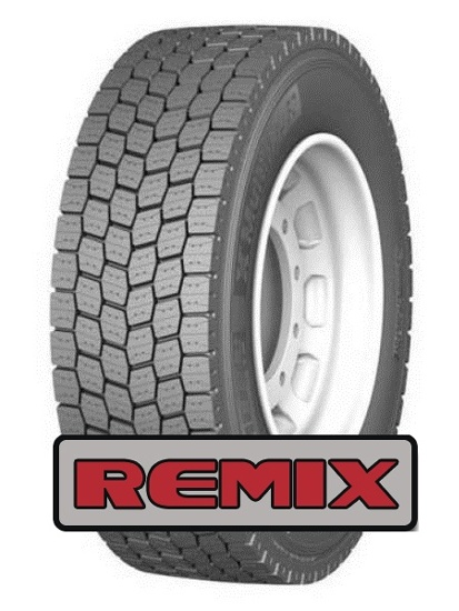 315/70R22,5 154/151L REMIX X MULTIWAY 3D XDE