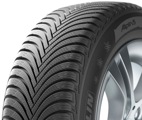 195/55R20 95H MICHELIN ALPIN 5 XL