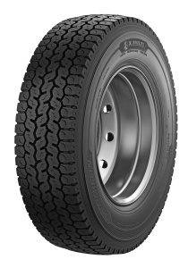 205/75R17,5 124/122M MICHELIN X MULTI Z