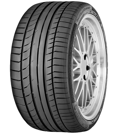 285/45R22 114V CONTINENTAL WINTER CONTACT TS 850 P SUV