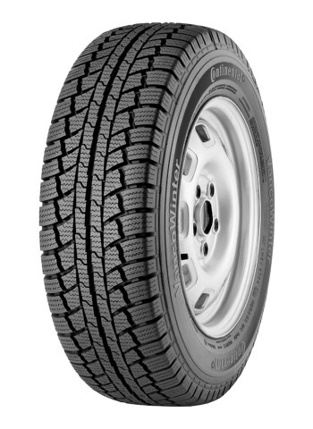 235/65R16C 121/119R CONTINENTAL VanContact Winter