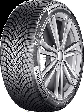 195/65R15 91T CONTINENTAL WINTER CONTACT TS 860
