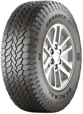 275/40R20 106V GENERAL TIRE GRABBER AT3