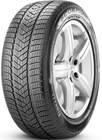 275/45R20 110V PIRELLI SCORPION WINTER* XL RFT