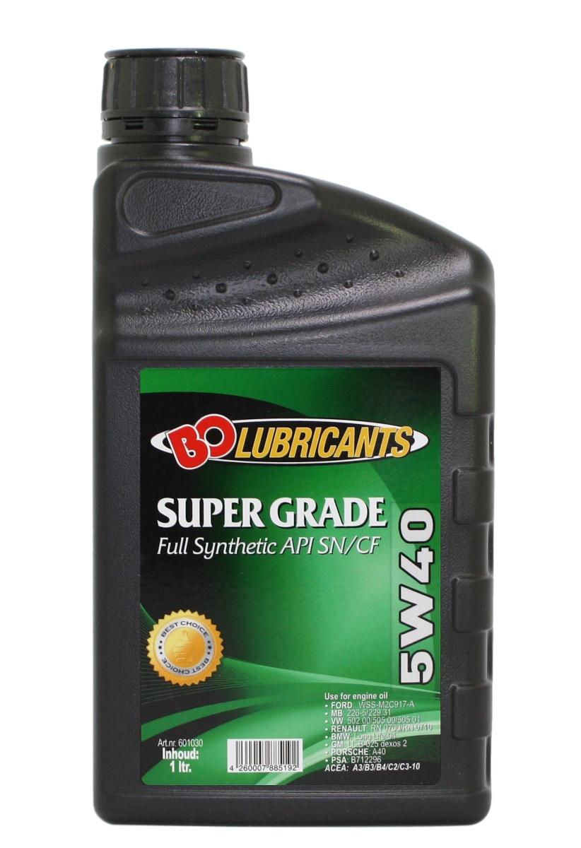 Super Grade 5w40 1l