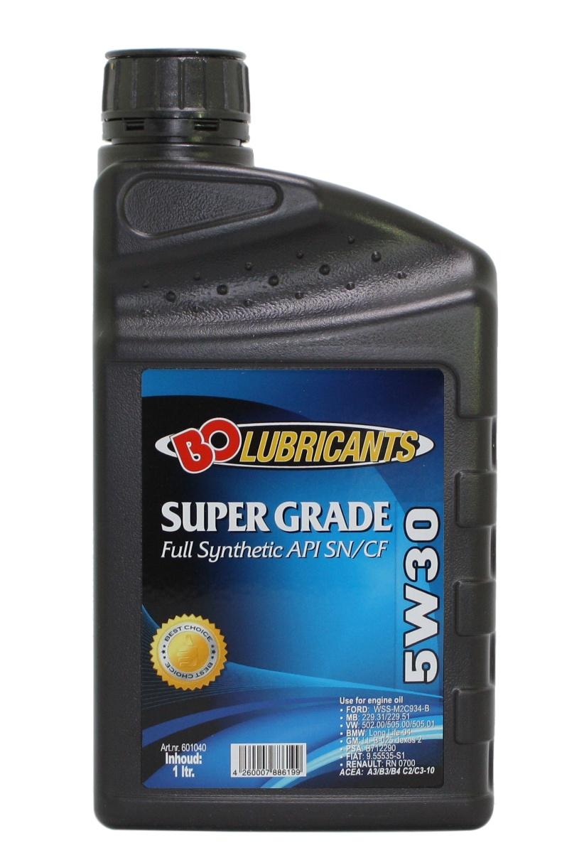 Super Grade 5w30 5l