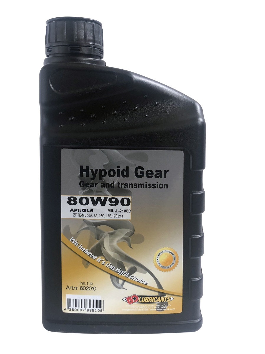 Gear Oil 80w90 GL 5 1l